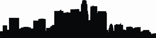 la skyline outline ᐈ silhouette city skyline stock drawings royalty free los la skyline outline