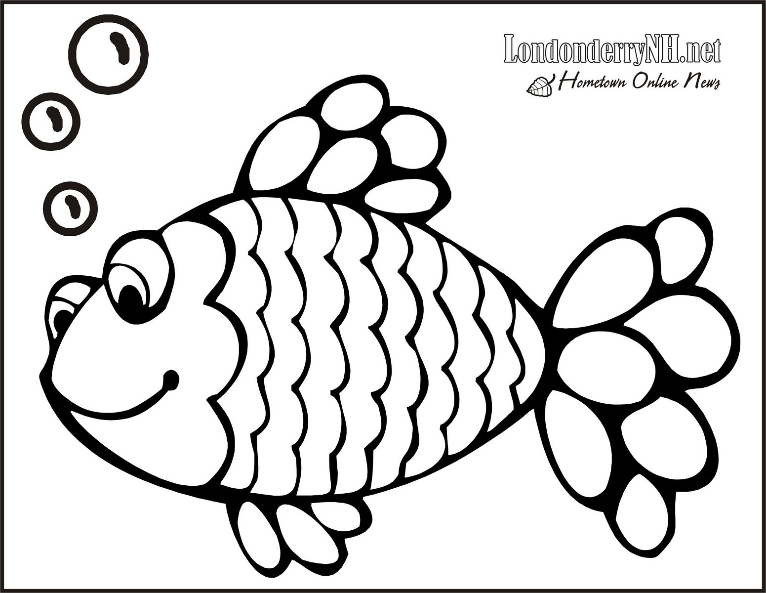 large fish coloring page awesome big head cartoon fish coloring page sheet fish page large fish coloring