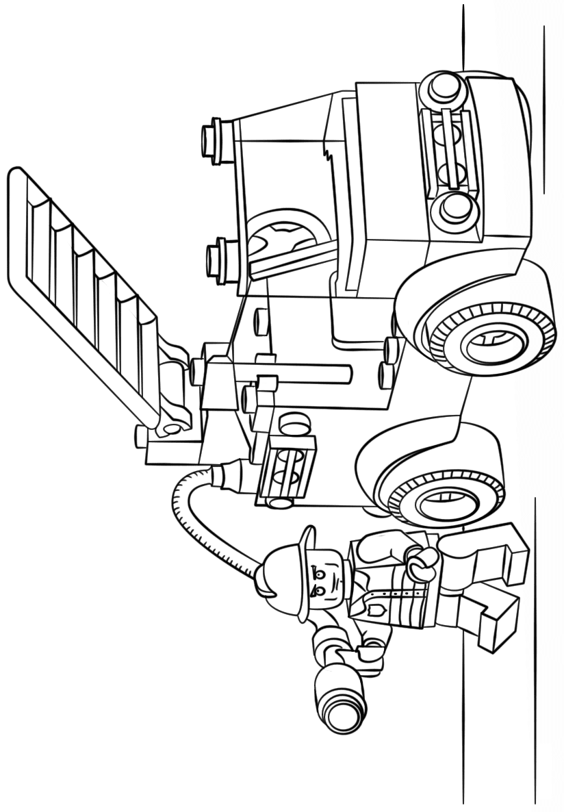 lego truck coloring pages lego fire truck coloring page topcoloringpagesnet pages truck lego coloring