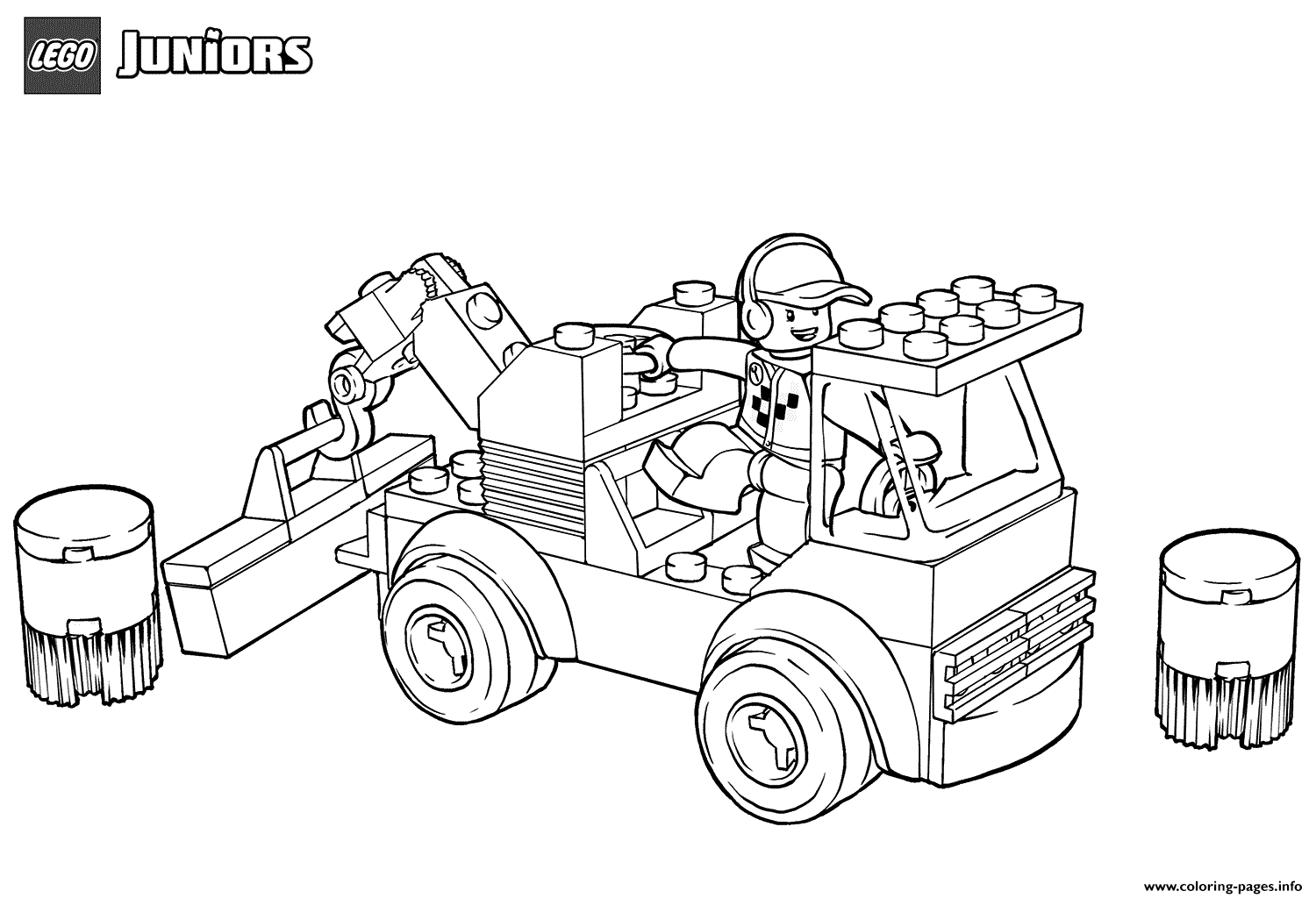lego truck coloring pages lego racetrack tow truck coloring pages printable pages lego truck coloring