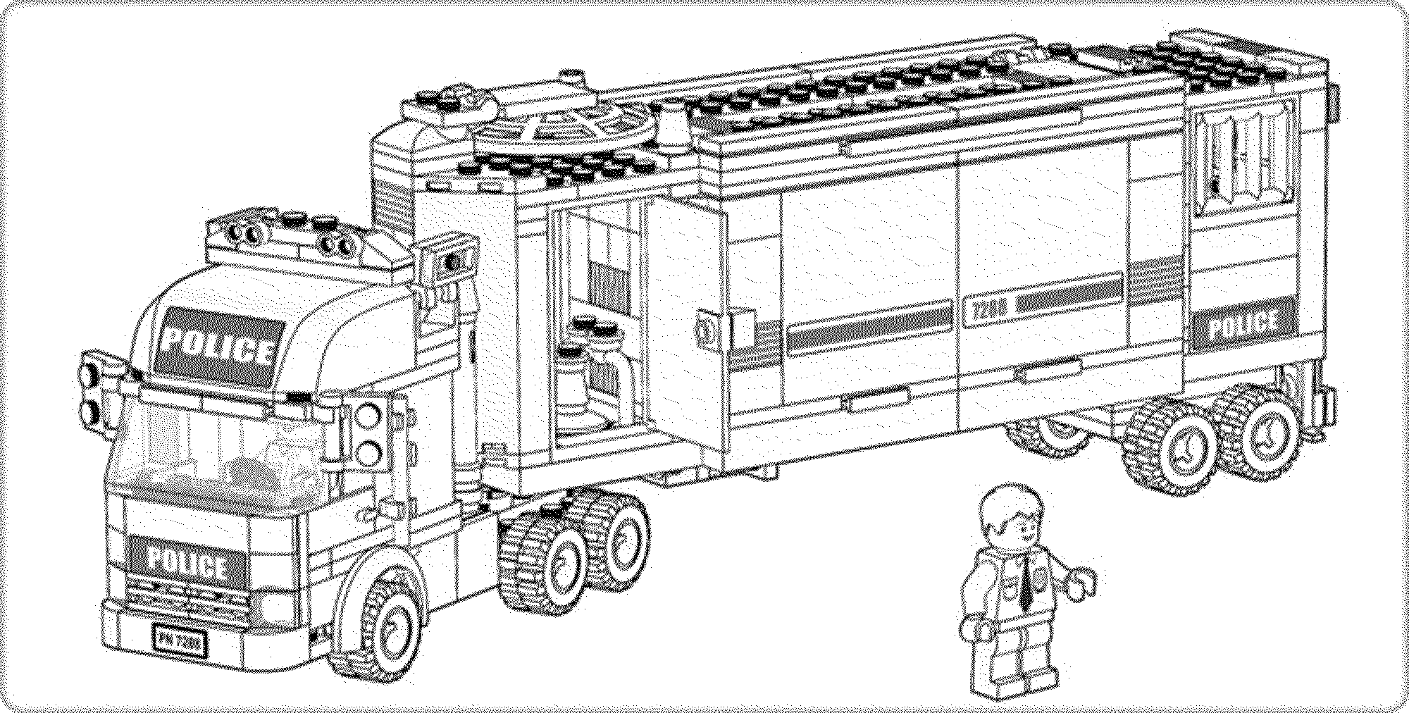 lego truck coloring pages lego truck coloring page for kids printable free lego truck lego coloring pages