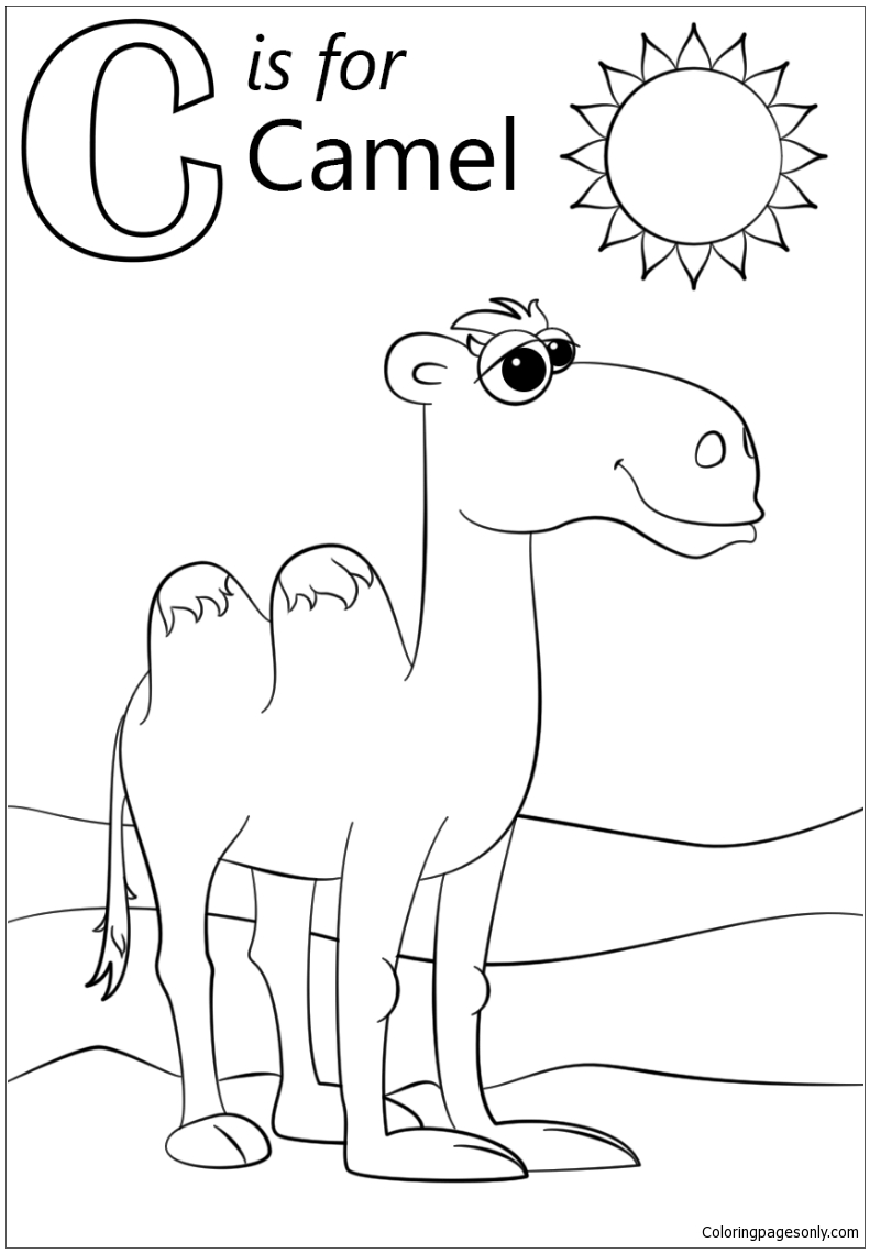 letter c coloring pages printable letter c coloring pages download and print letter c letter c coloring pages printable