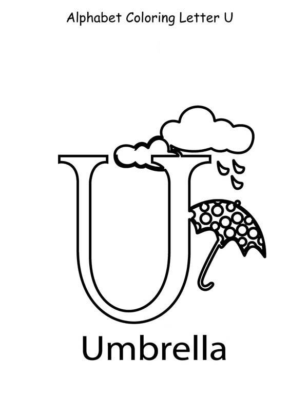 letter u coloring alphabet coloring page for letter u coloring page bulk letter u coloring