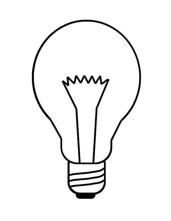 light bulb printable light bulb 03 stencil free stencil gallery printable bulb light