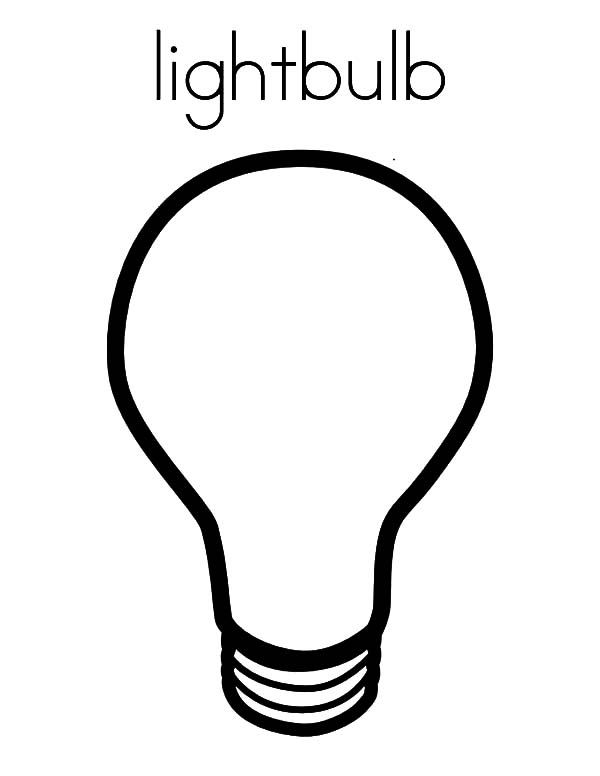 light bulb printable light bulb coloring pages coloring pages to download and bulb light printable