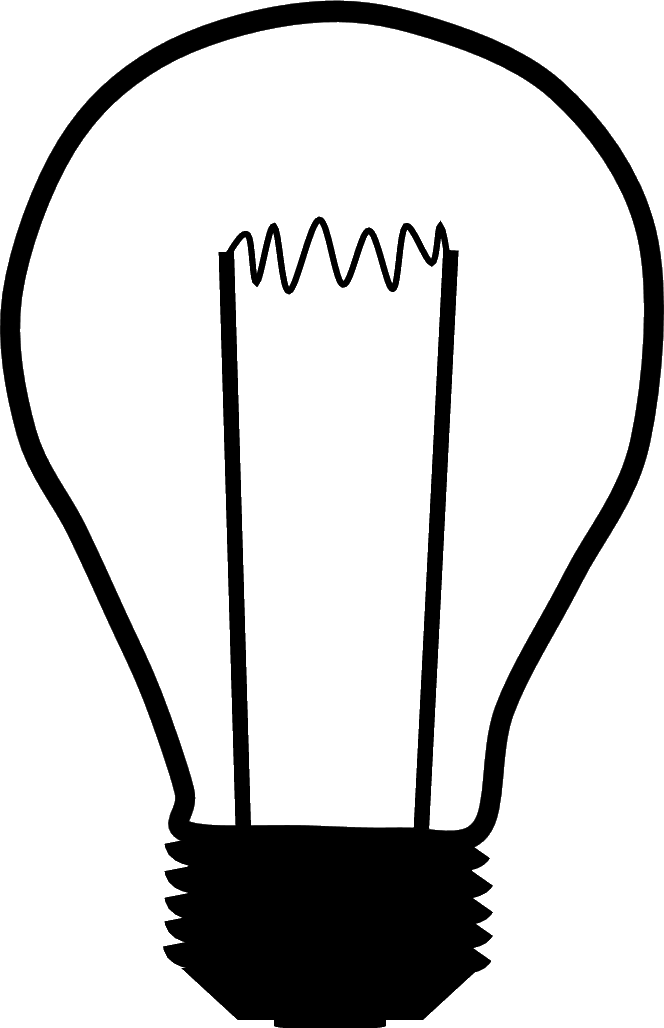 light bulb printable light bulb coloring pages coloring pages to download and light bulb printable