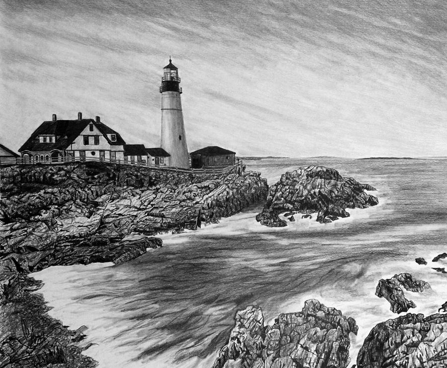 lighthouse drawing 17 best images about lighthouses on pinterest drawing lighthouse