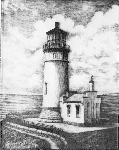 lighthouse drawing graves lighthouse boston drawing by tim murray lighthouse drawing
