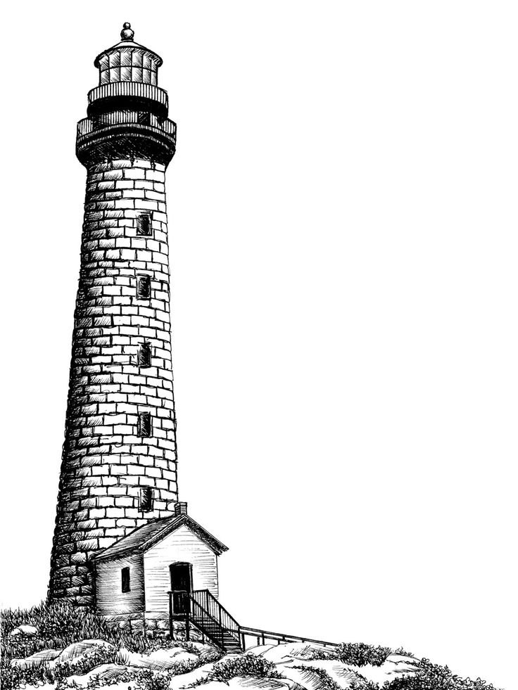 lighthouse drawing new cape henry lighthouse drawing by stephany elsworth lighthouse drawing