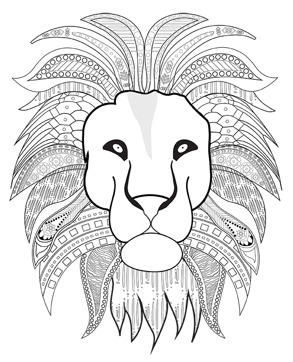 lion face coloring page cute baby lion first grade coloring pages printable coloring page lion face