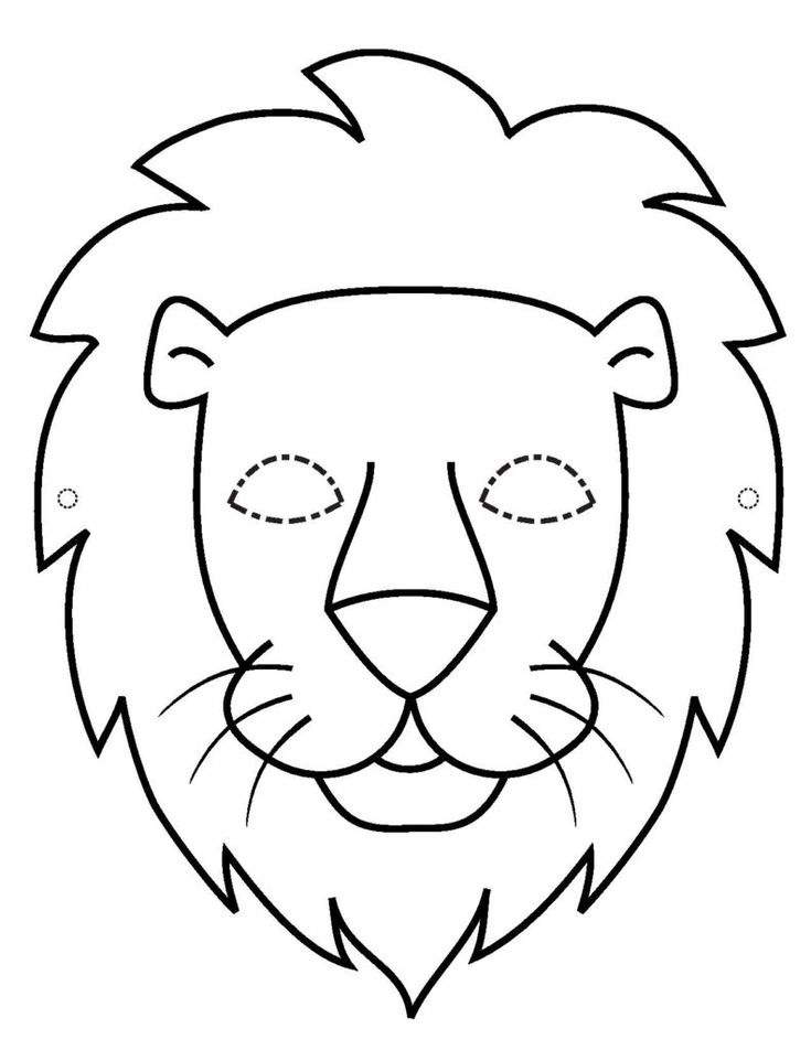 lion face coloring page lion head coloring pages face lion page coloring