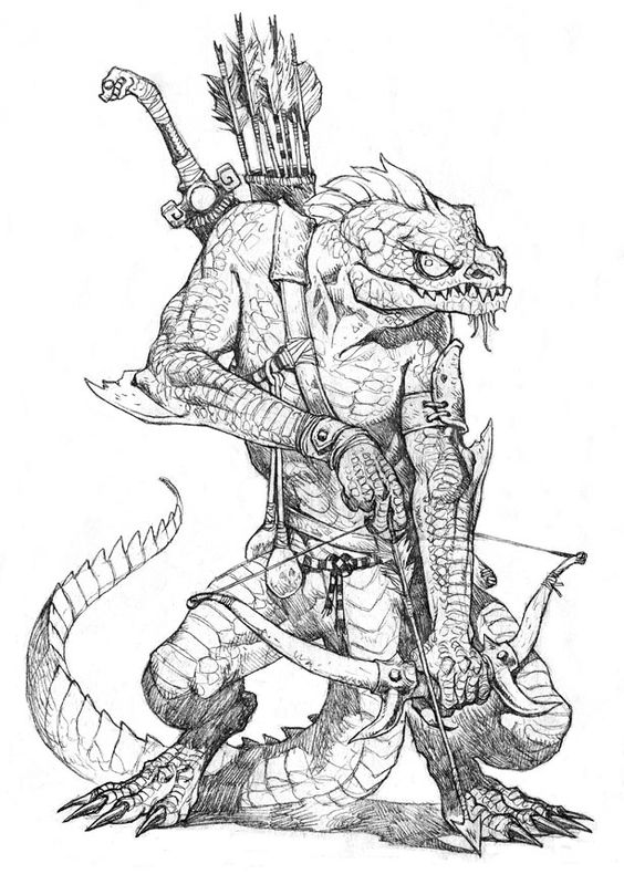 lizard man coloring pages blog of will owen lizardman man pages coloring lizard
