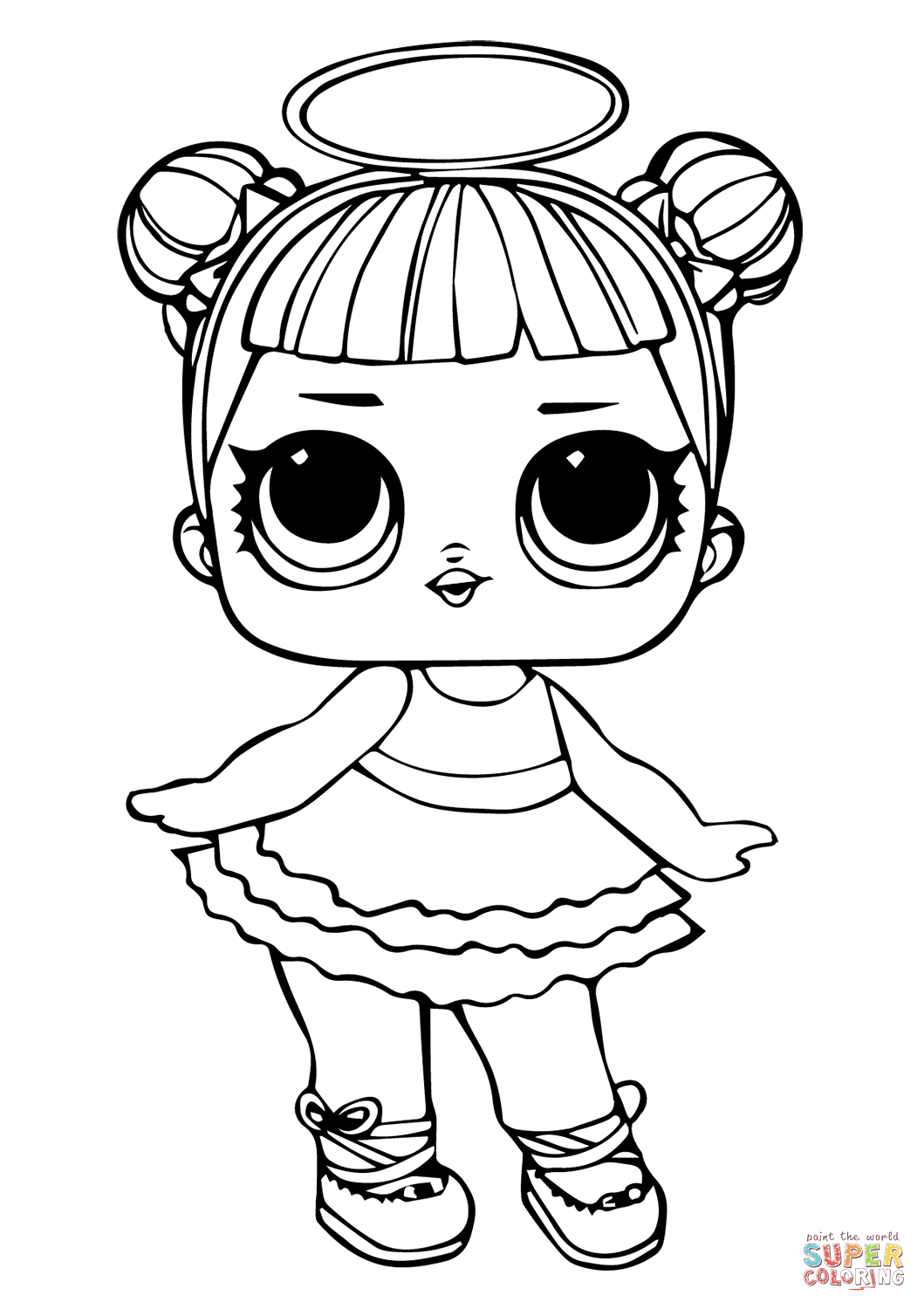 lol coloring template lol doll coloring pages at getcoloringscom free template coloring lol
