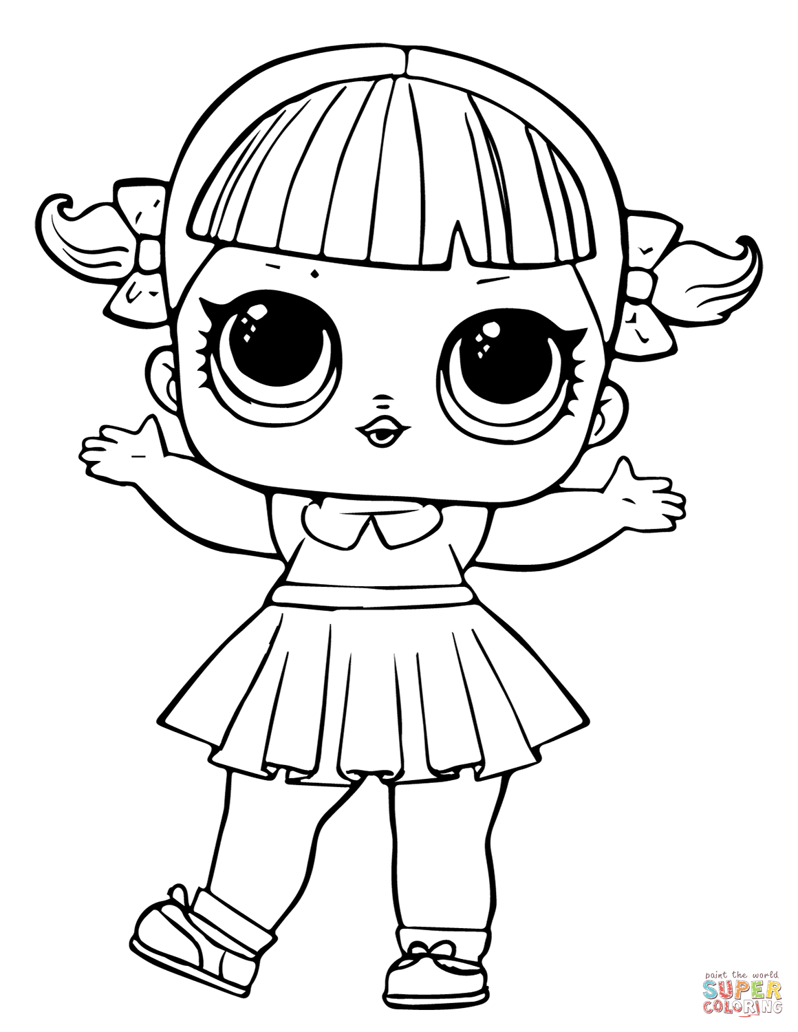 lol coloring template lol doll sheets to print off coloring pages lol coloring template