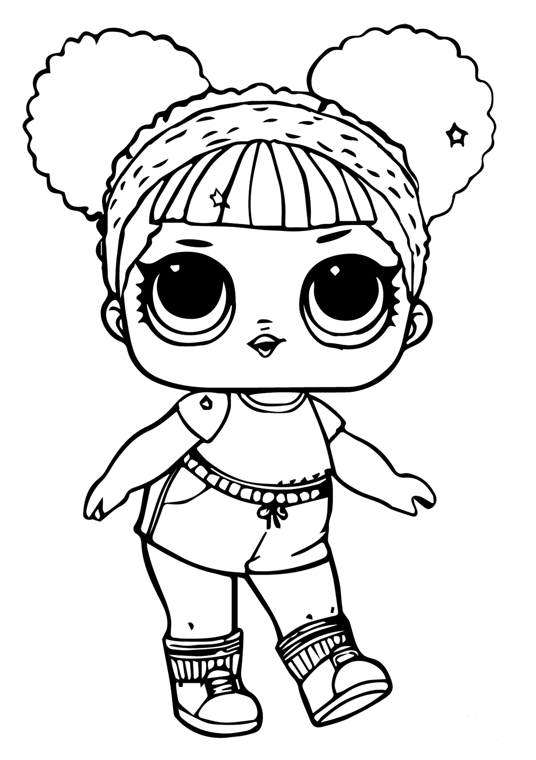 lol coloring template lol surprise doll sheets coloring pages coloring lol template