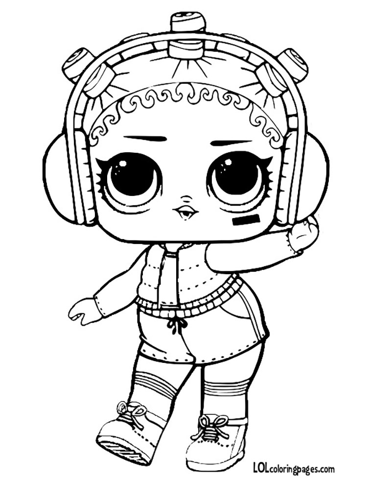 lol coloring template lol surprise dolls coloring pages sketch coloring page lol coloring template