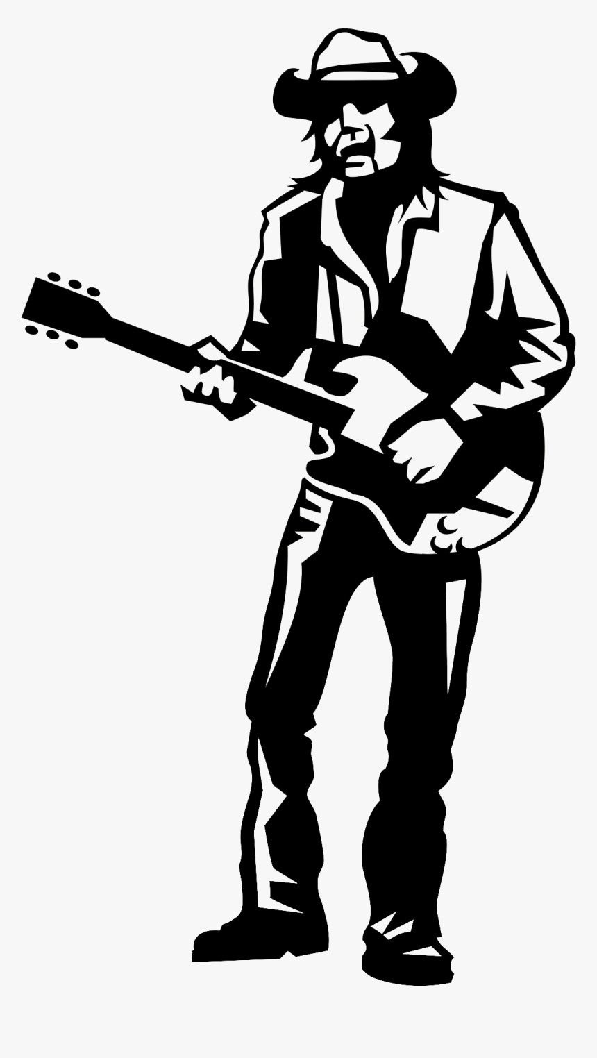 man with guitar silhouette band silhouette man with guitar silhouette hd png with man silhouette guitar