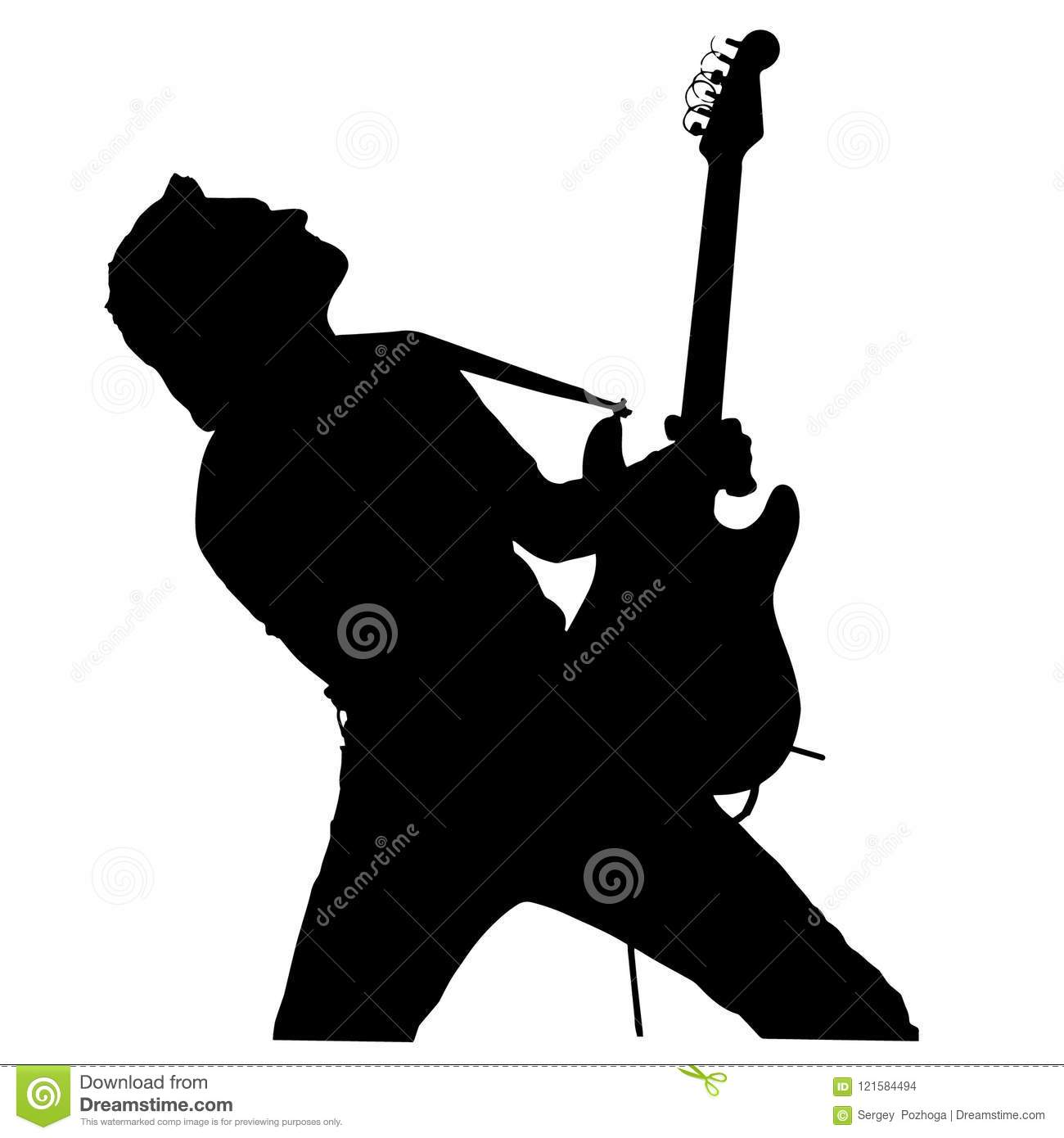 man with guitar silhouette guitarist silhouette at getdrawings free download man silhouette with guitar