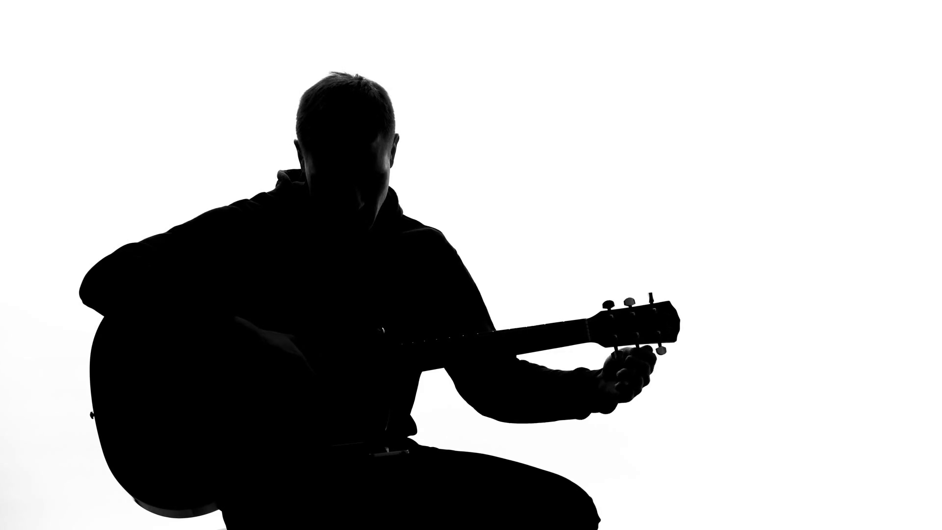 man with guitar silhouette silhouette of a man playing guitar stock photo man guitar with silhouette