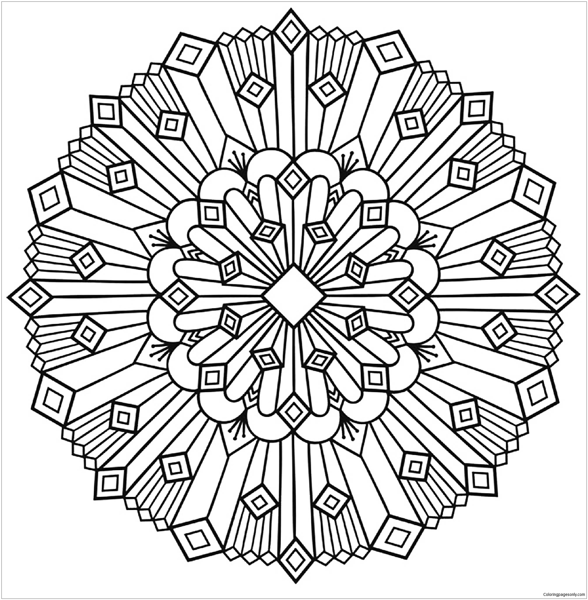 mandala coloring book adult coloring pages mandalas coloring home coloring mandala book