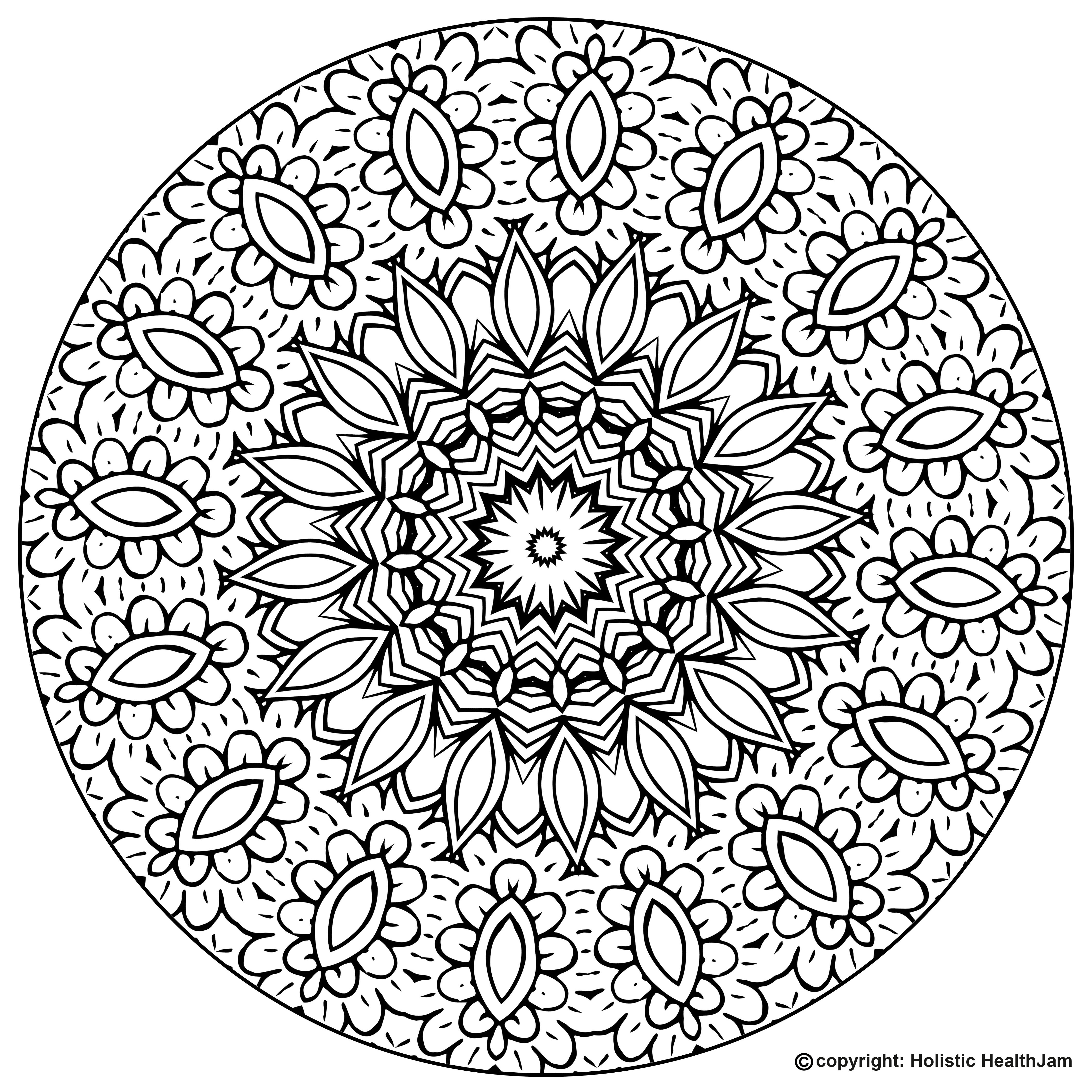 mandala coloring pages free don39t eat the paste stars moons rainbows and the sun a free coloring mandala pages