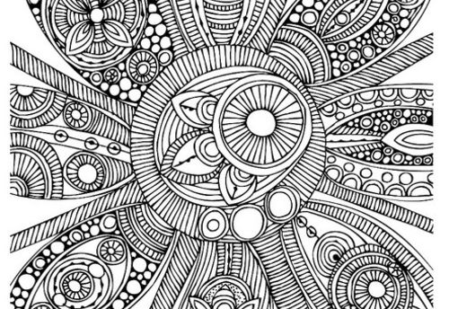 mandala octopus coloring page adult coloring pages octopus coloring page animal mandala coloring page octopus