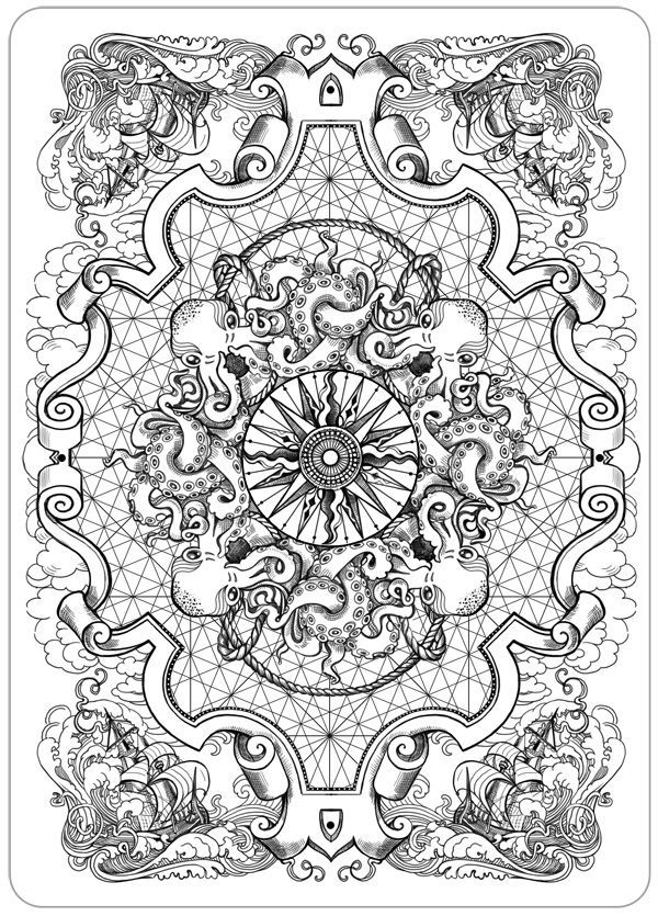 mandala octopus coloring page rosemary39s jewels 2 mandala mandala coloring coloring mandala coloring page octopus