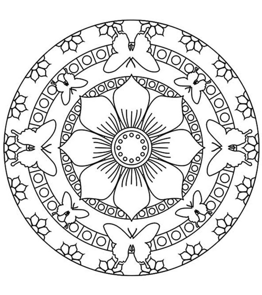 mandala pictures to color 23 mandala coloring pages advanced level download color pictures to mandala