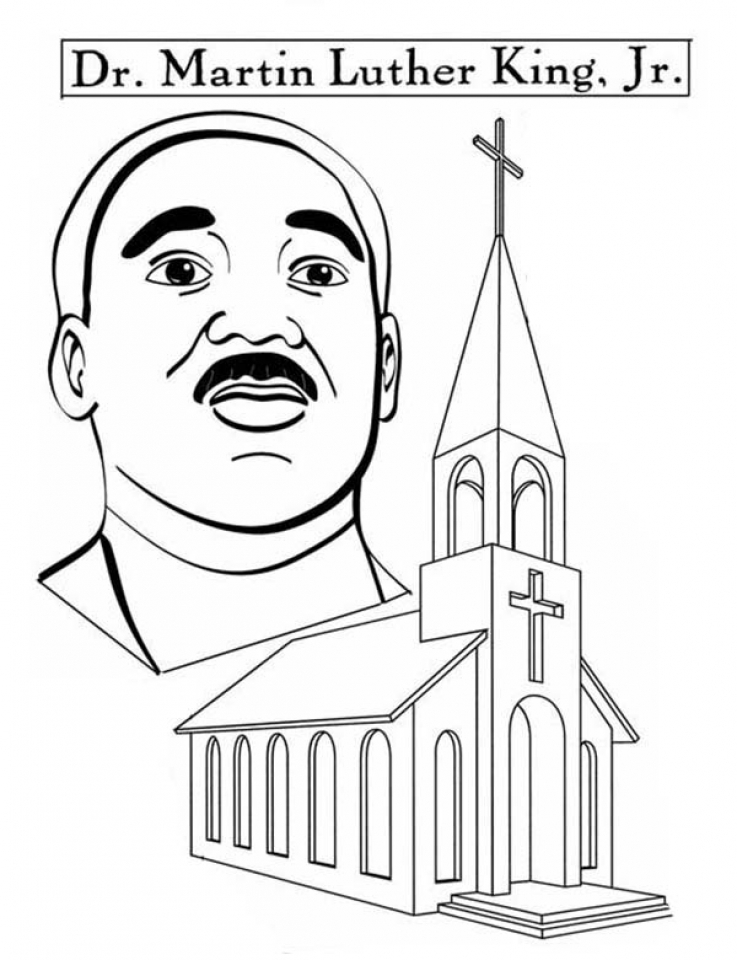 martin luther king jr coloring pages free martin luther king day coloring pages at getdrawings king coloring free jr martin pages luther