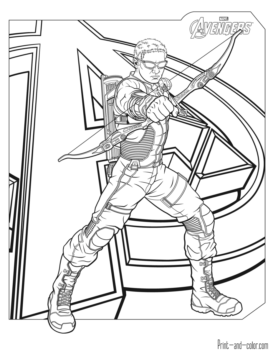 marvel avengers coloring pages avengers coloring pages print and colorcom pages marvel avengers coloring