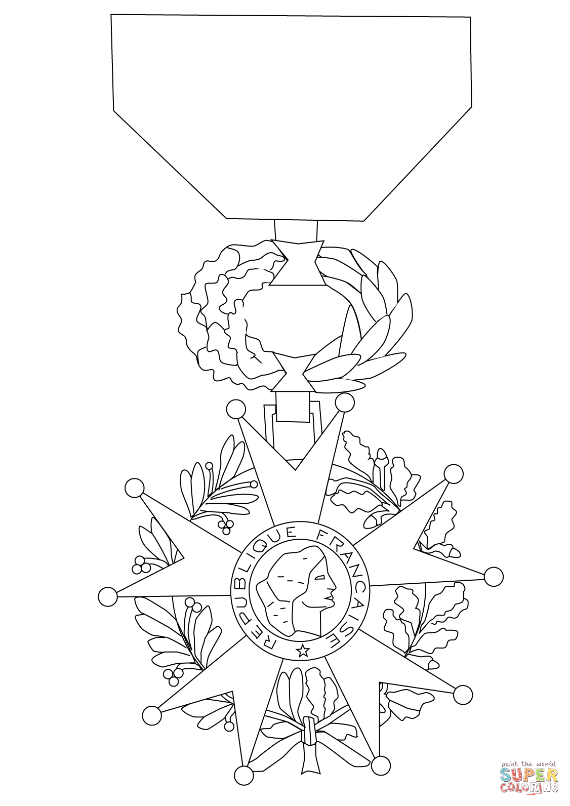 medal coloring page medal drawing at getdrawings free download coloring medal page