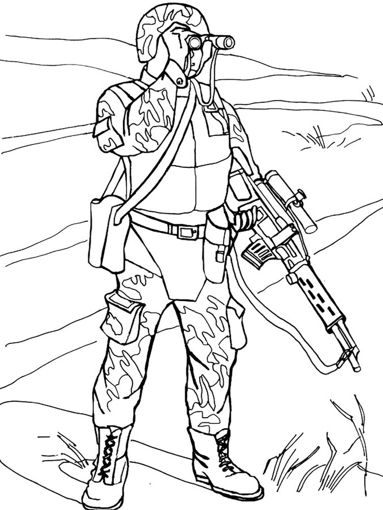 military coloring sheets army coloring pages military sheets coloring