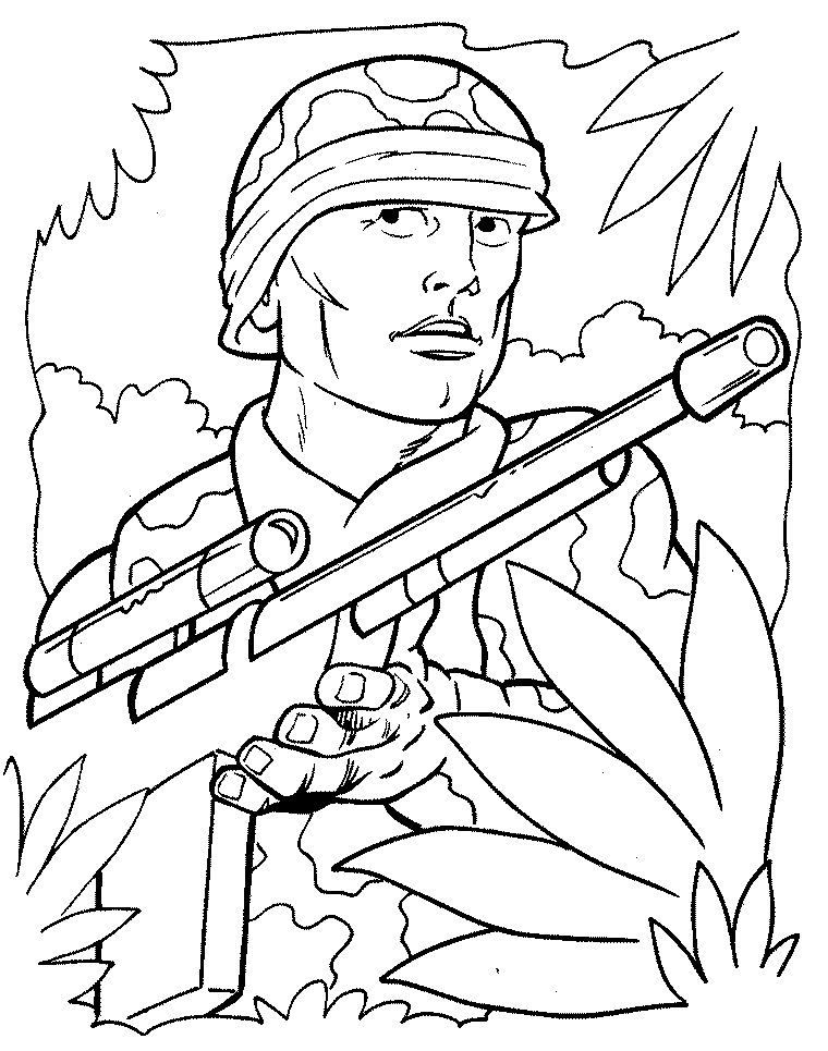 military coloring sheets free printable army coloring pages for kids cool2bkids sheets coloring military