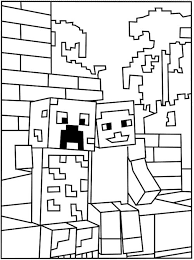 minecraft cake coloring pages image result for kolorowanka minecraft minecraft coloring pages minecraft cake