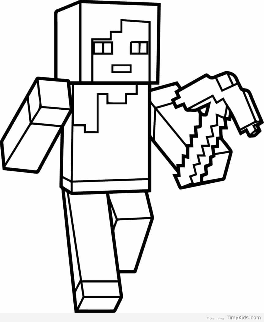 minecraft logo coloring minecraft logo coloring pages at getcoloringscom free coloring logo minecraft