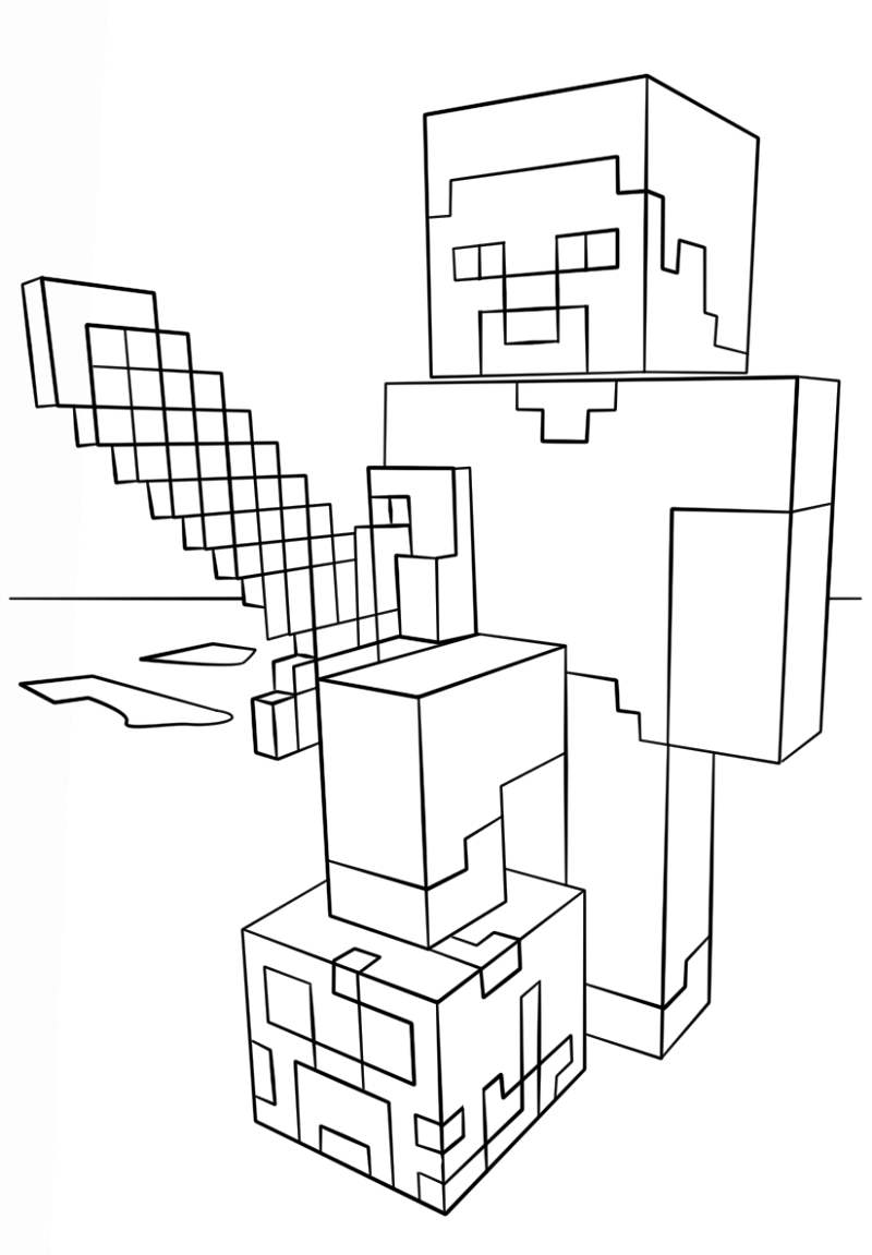 minecraft sword coloring pages minecraft sword coloring pages activity 101 worksheets coloring minecraft pages sword
