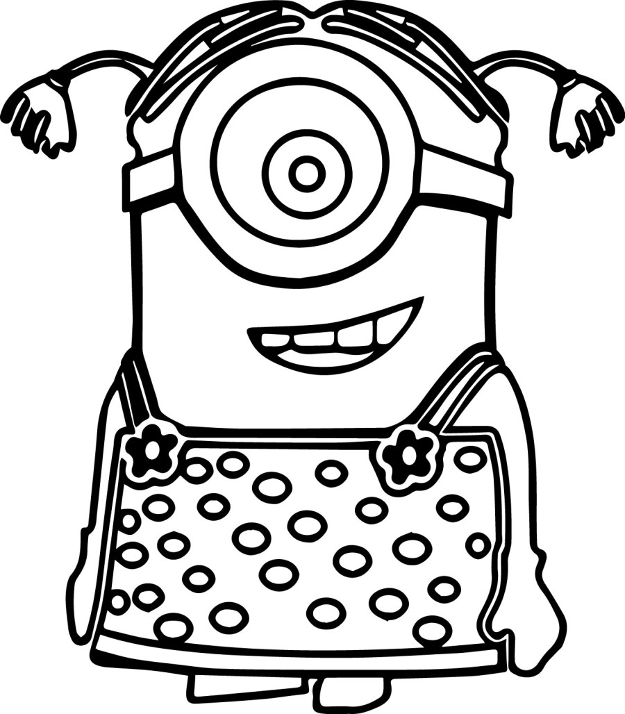minion coloring pictures minion coloring pages fotolipcom rich image and wallpaper coloring pictures minion