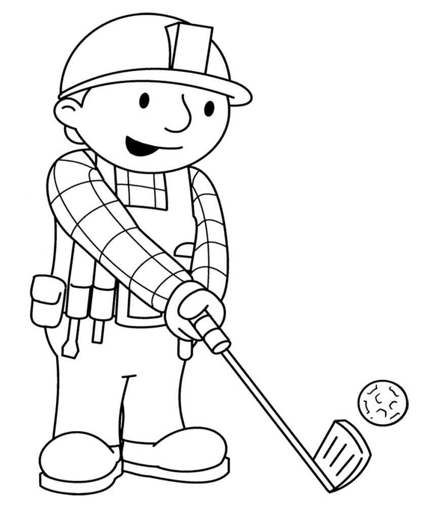 minion golf coloring page 27 beautiful image of golf coloring pages coloring minion page golf