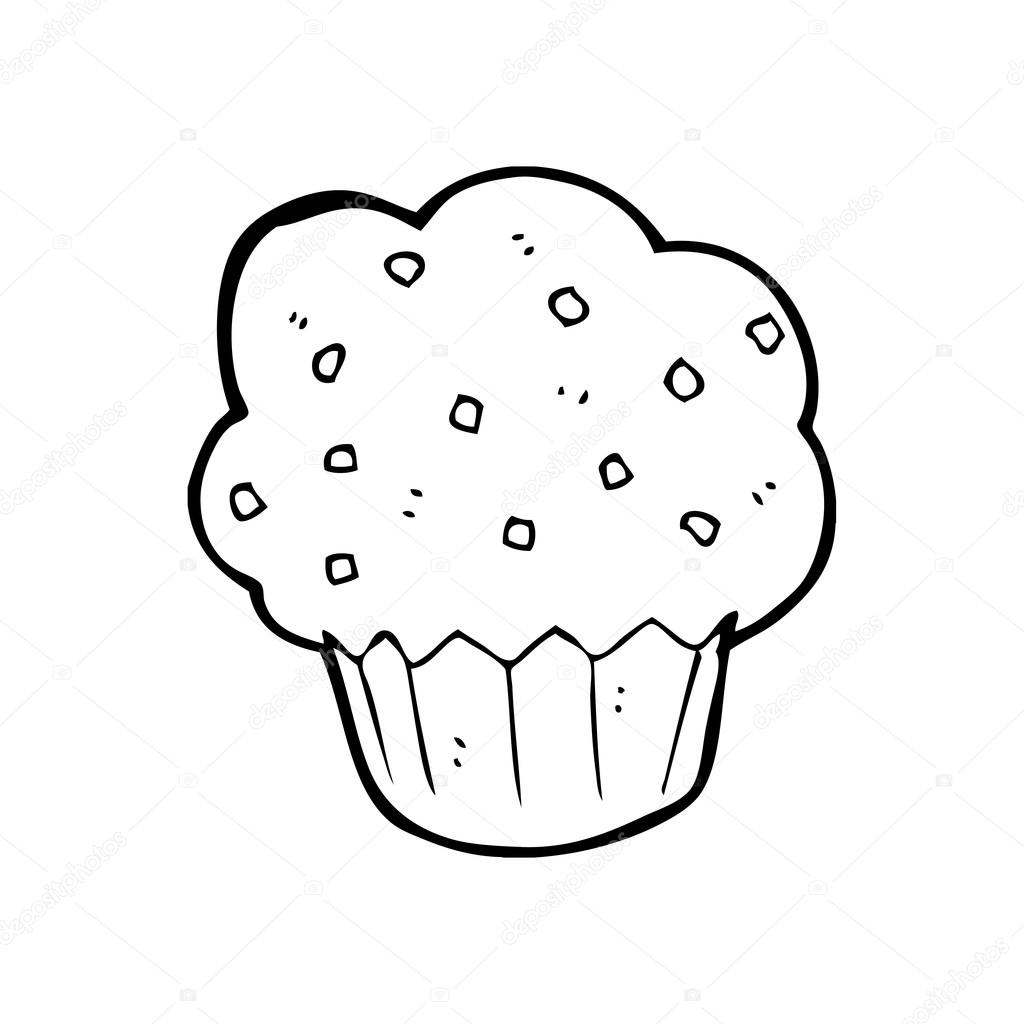 muffin pictures to color cute muffin drawing at getdrawings free download pictures color to muffin