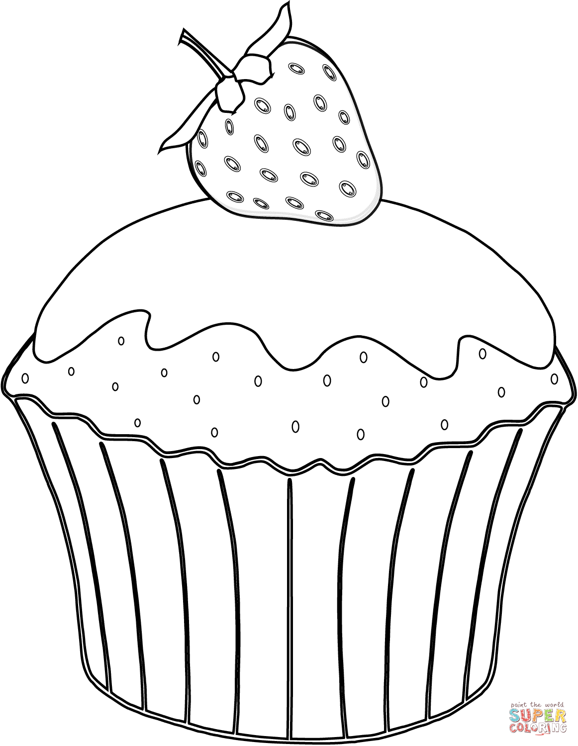 muffin pictures to color fluffy muffins colouring pages picolour muffin color to pictures