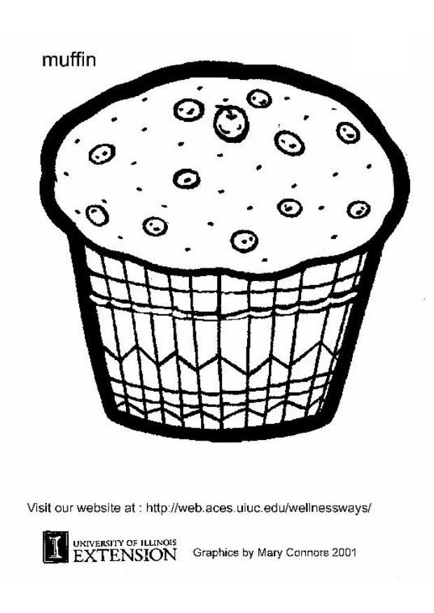 muffin pictures to color muffin chocolate coloring page chocolate chocolate color to pictures muffin