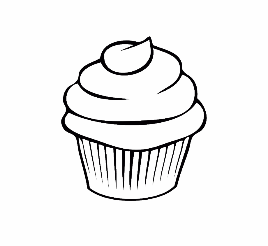 muffin pictures to color muffin coloring page coloring home pictures to muffin color