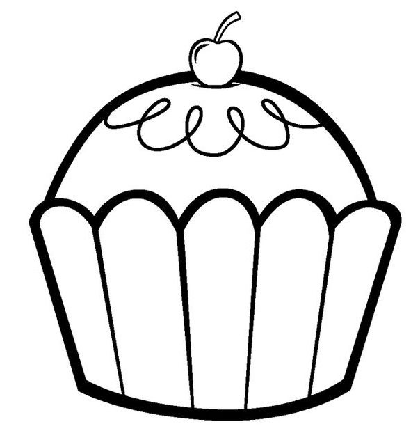muffin pictures to color muffin coloring pages home sketch coloring page color pictures to muffin