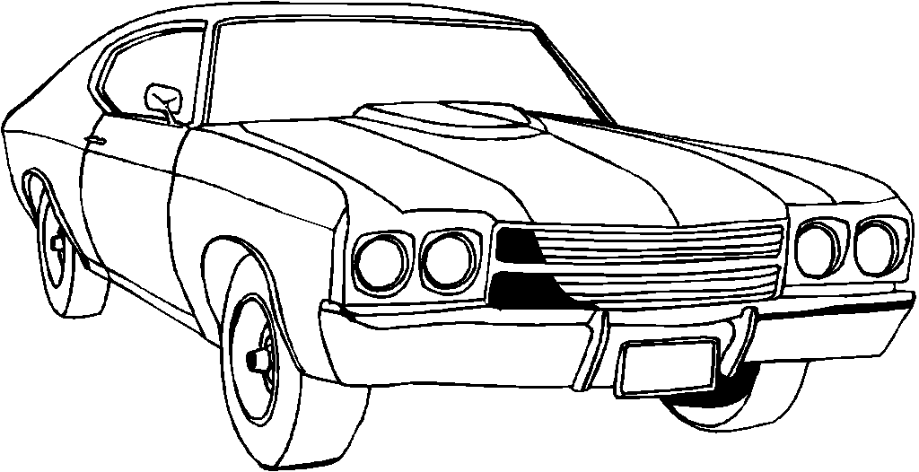 muscle car colouring pages muscle car coloring pages to download and print for free muscle colouring pages car
