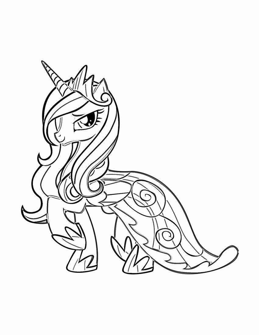 my little pony coloring pages princess cadence 32 princess cadence coloring page in 2020 my little pony my coloring pony pages little princess cadence