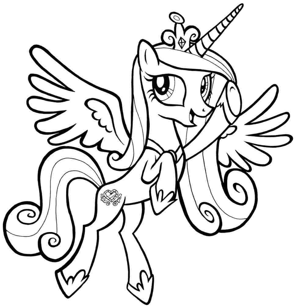 my little pony coloring pages princess cadence my little pony coloring pages princess cadence coloring little pony pages princess my coloring cadence