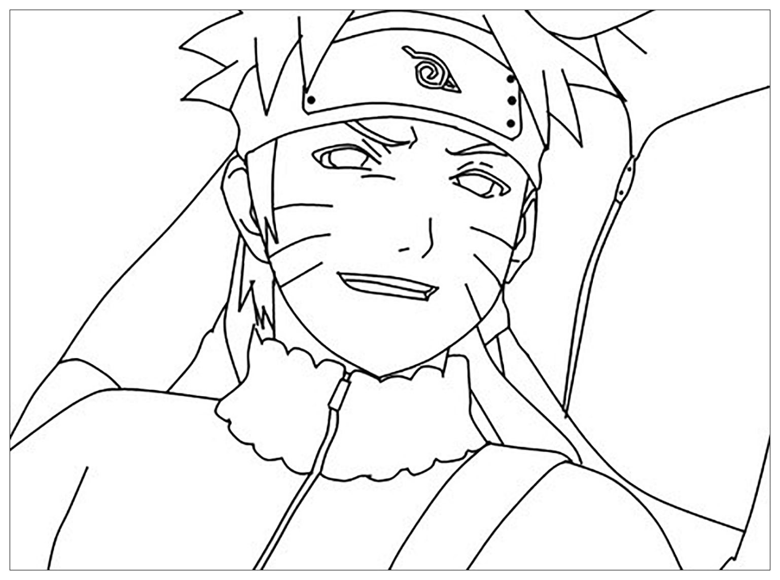 naruto coloring images printable naruto coloring pages to get your kids occupied naruto coloring images 1 1
