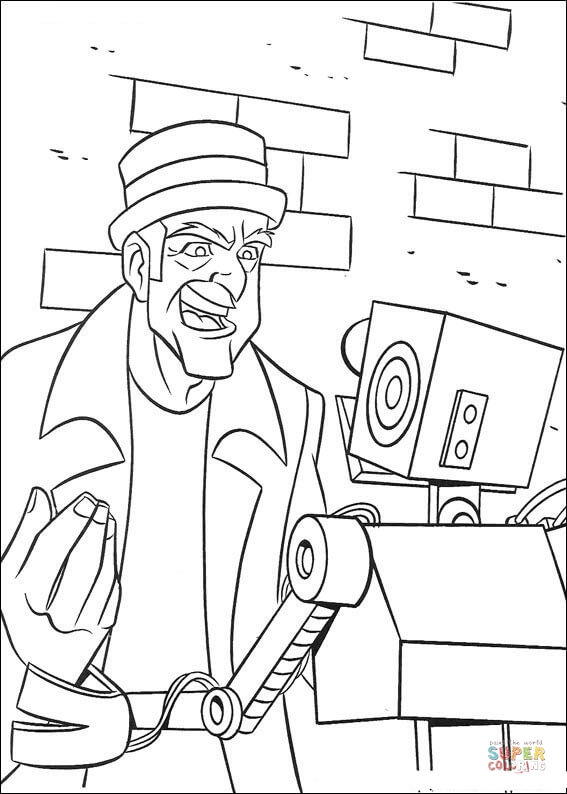ninja robot coloring pages the megazord is ready to fight coloring page free ninja robot coloring pages