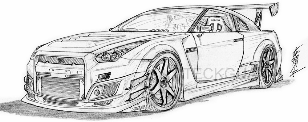 nissan gtr colouring pages gtr coloring pages downloadable educative printable colouring pages gtr nissan