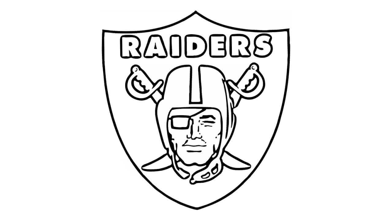 oakland raiders coloring pages oakland raiders coloring pages logo vingel raiders oakland coloring pages